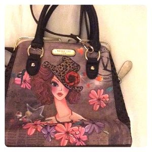 Brand new Nicole Lee purse